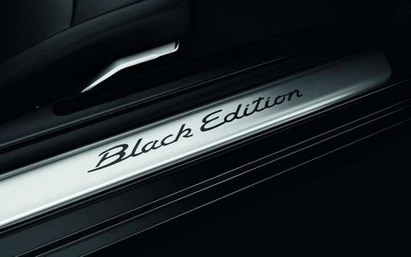 Porsche Boxster S Black Edition: Available in only 987 copies picture #3