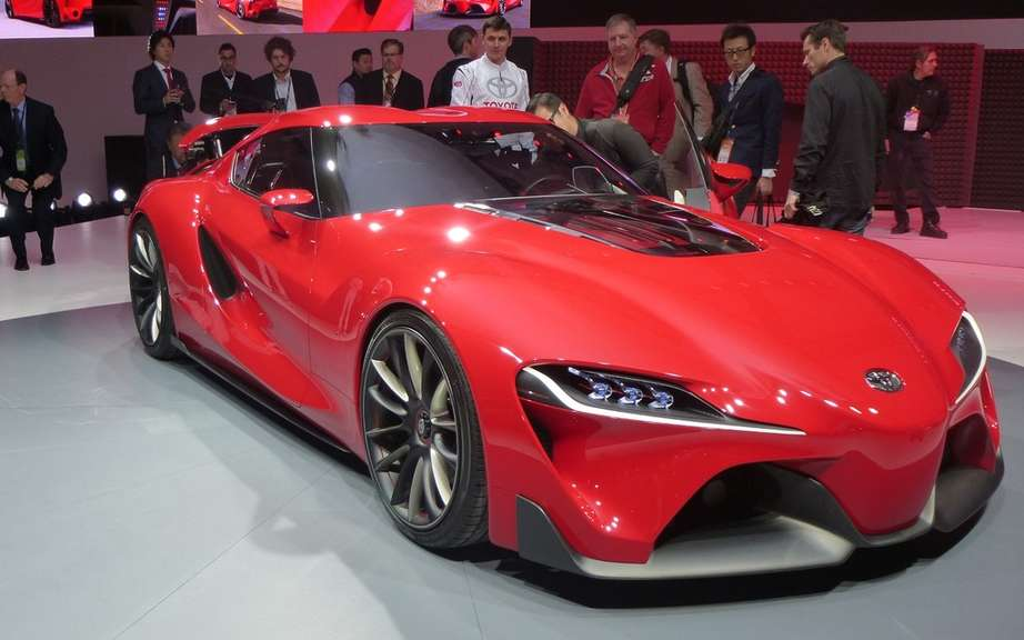 Toyota FT-1 Concept: BMW wait! picture #3