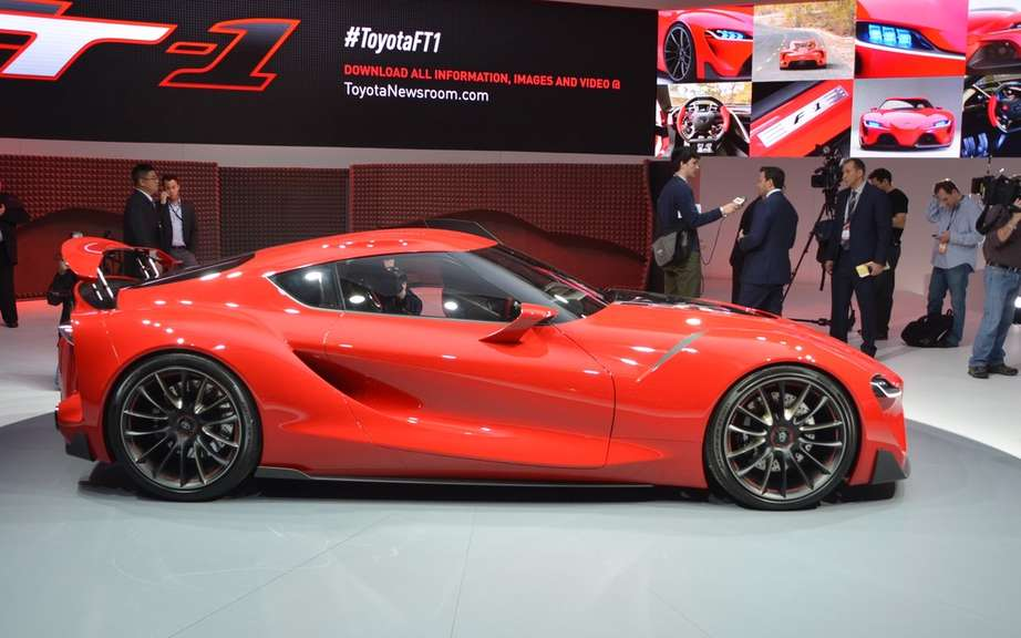 Toyota FT-1 Concept: BMW wait! picture #4