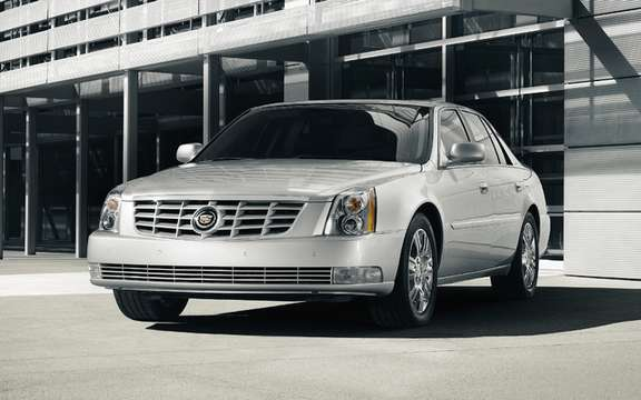 Buick Lucerne and Cadillac DTS RECALLED voluntarily picture #2