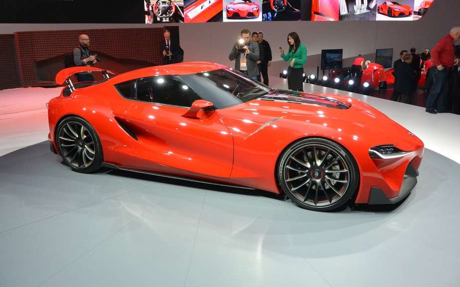 Toyota FT-1 Concept: BMW wait! picture #5