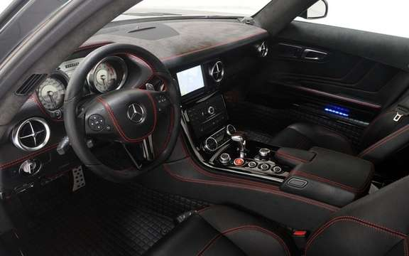 Mercedes-Benz SLS AMG Brabus PREPARED BY picture #10