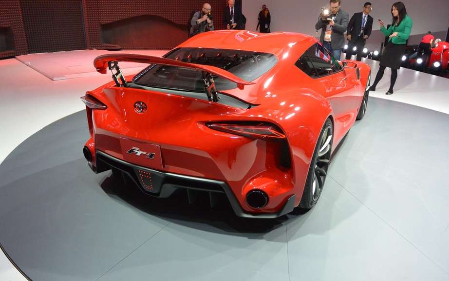 Toyota FT-1 Concept: BMW wait! picture #6