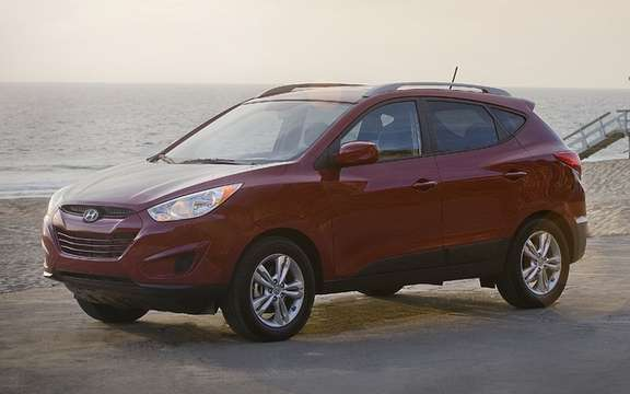 Hyundai Tucson offers 7 vehicles to support minor hockey