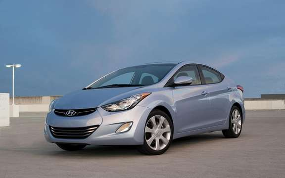 Hyundai Elantra 2011: A highly anticipated version 5