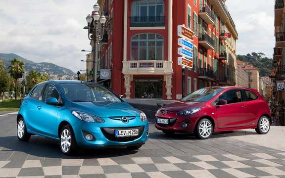 European Mazda2: Much more than a simple question calender