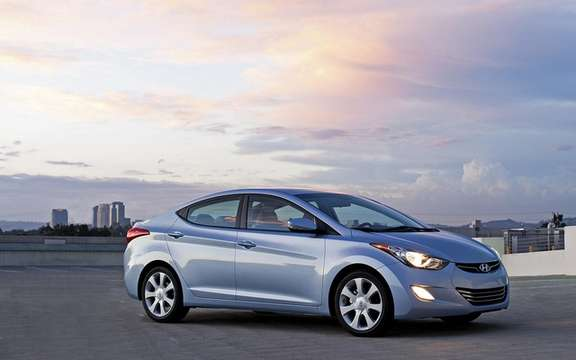 Hyundai Elantra 2011: A highly anticipated version 5 picture #2