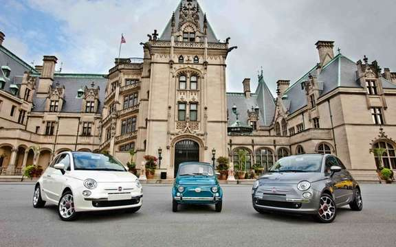 Chrysler announced the sale of the Fiat 500 Special Edition picture #2