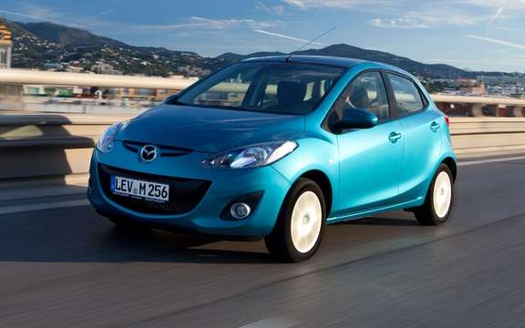 European Mazda2: Much more than a simple question calender picture #2