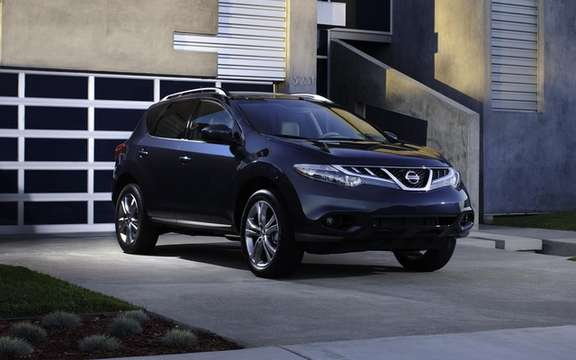 Nissan Murano 2011: A discounted prices