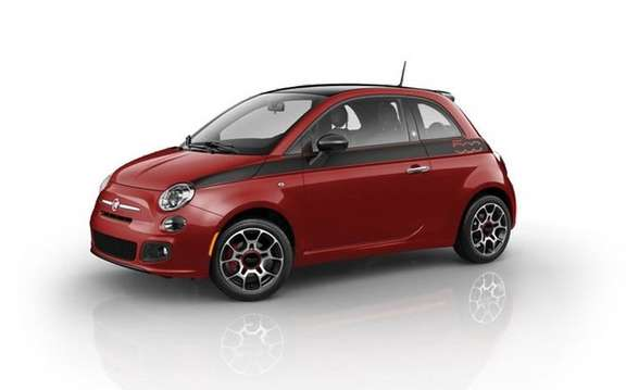 Chrysler announced the sale of the Fiat 500 Special Edition picture #3