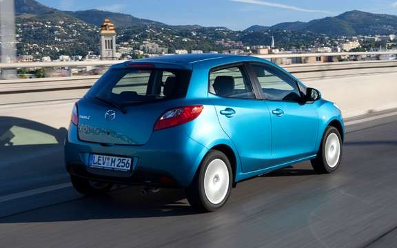 European Mazda2: Much more than a simple question calender picture #3
