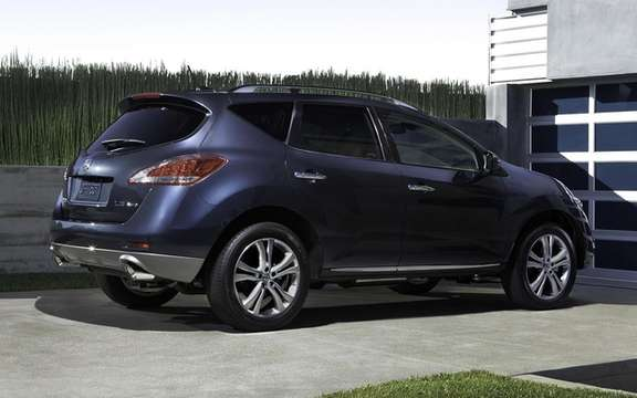 Nissan Murano 2011: A discounted prices picture #2