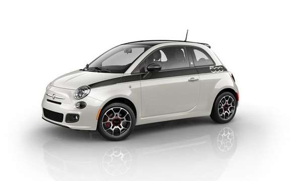 Chrysler announced the sale of the Fiat 500 Special Edition picture #4