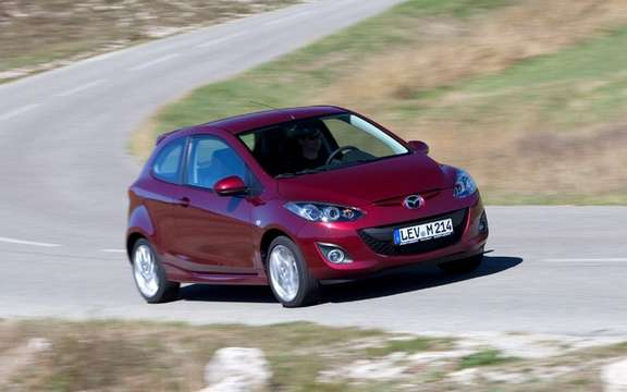 European Mazda2: Much more than a simple question calender picture #4
