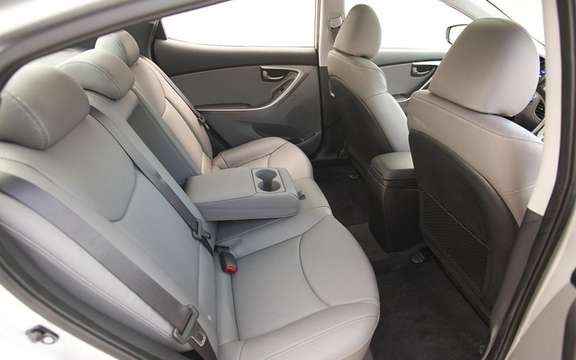 Hyundai Elantra 2011: A highly anticipated version 5 picture #6