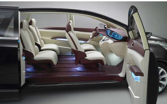 Buick GL8: From dream to reality for the Chinese picture #6
