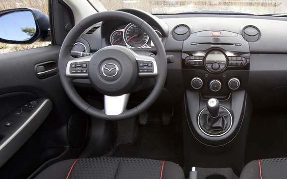 European Mazda2: Much more than a simple question calender picture #8