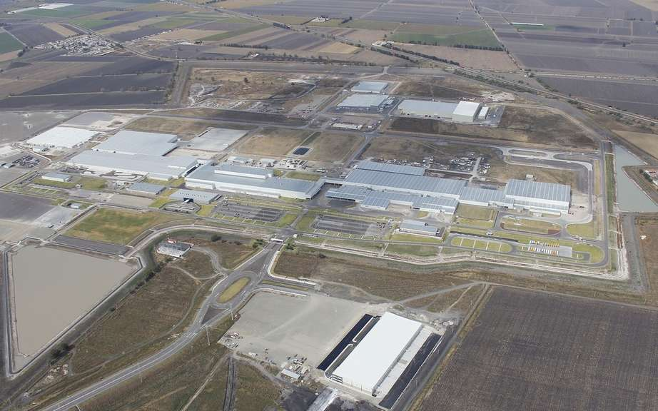 Mazda starts production at its plant in Mexico picture #5