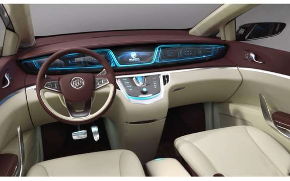 Buick GL8: From dream to reality for the Chinese picture #8