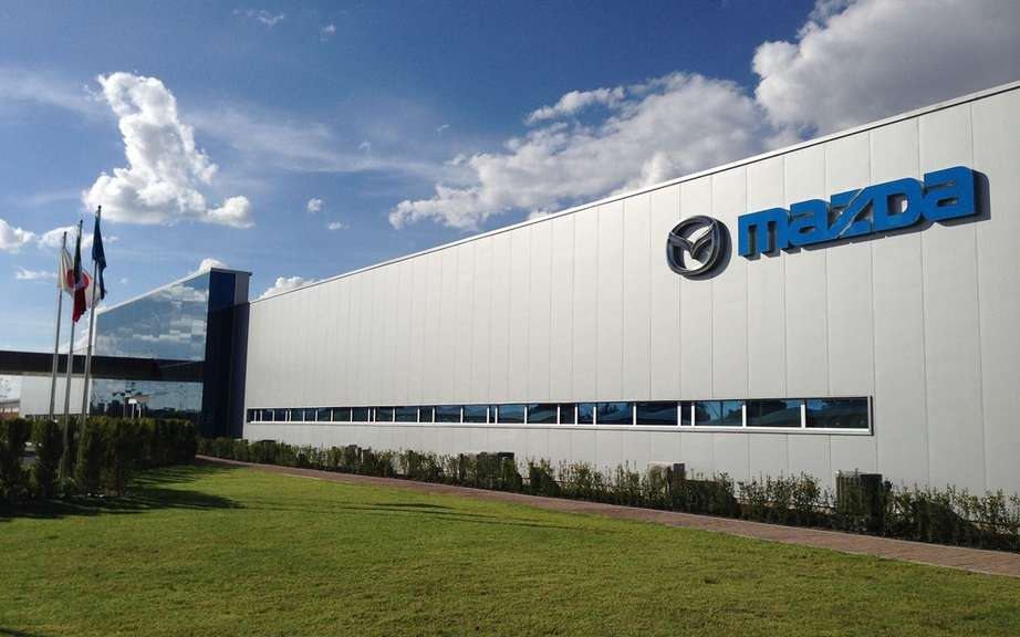 Mazda starts production at its plant in Mexico picture #6