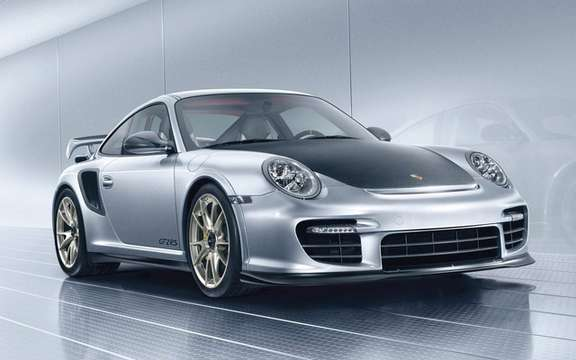 Porsche 911 GT2 RS: They are already sold out picture #1