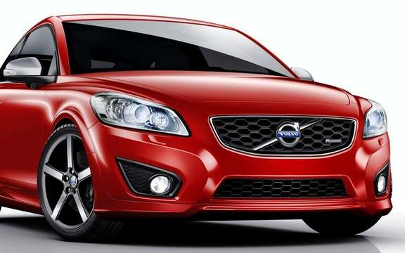 Volvo C30 hatchback five-door: It is debatable