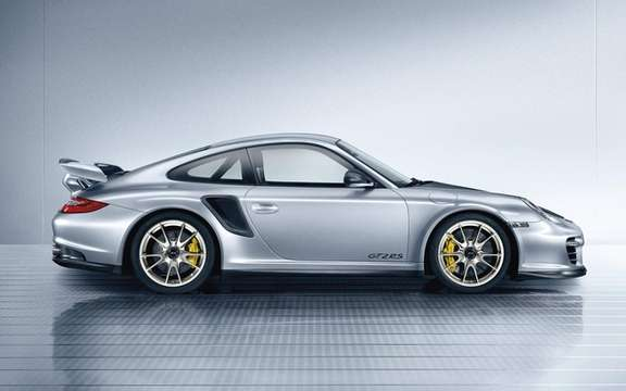 Porsche 911 GT2 RS: They are already sold out picture #2