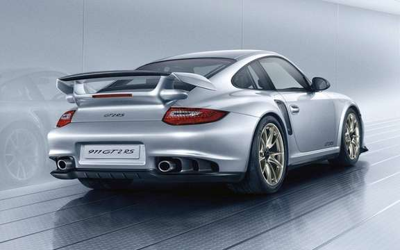 Porsche 911 GT2 RS: They are already sold out picture #3