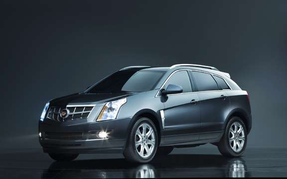 Cadillac SRX: A voluntary safety recall picture #1