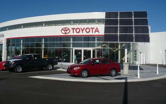 Stouffville Toyota is aiming for LEED certification picture #2