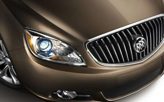 2012 Buick Verano: Back to square one!