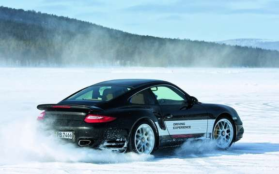 Porsche Camp4 Canada encourages drivers never winter!