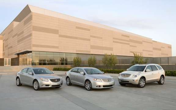 Buick and Cadillac to Offer Leasing for Canada picture #2