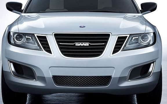 Saab will use engines developed by BMW