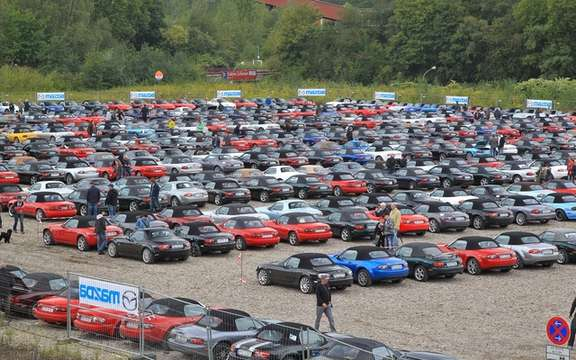 Mazda MX-5: New world record picture #1