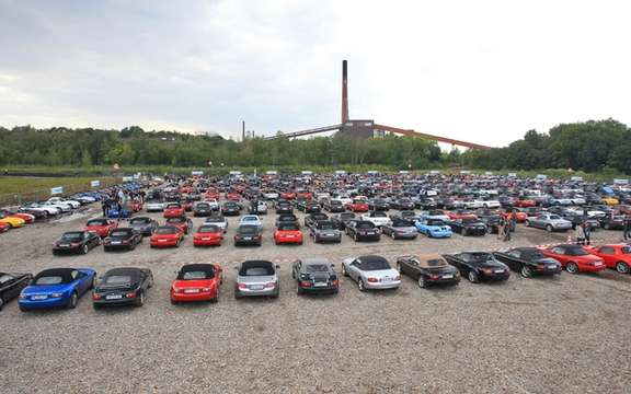 Mazda MX-5: New world record picture #2