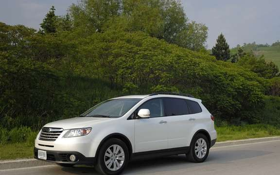 Subaru Tribeca 2011: Specs and prices Ads
