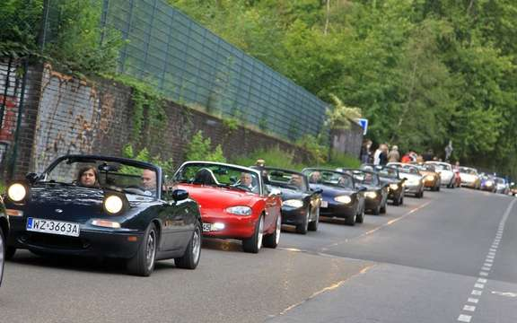Mazda MX-5: New world record picture #3