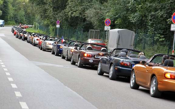 Mazda MX-5: New world record picture #4