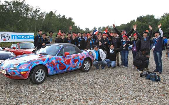 Mazda MX-5: New world record picture #5