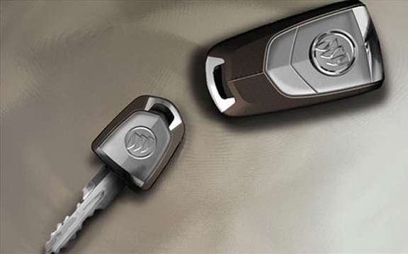 "The ""smart"" key provides for the actions of the driver picture #2"