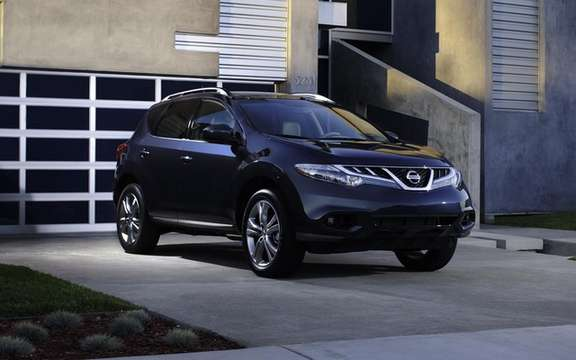 Nissan Murano 2011: The expected renewal