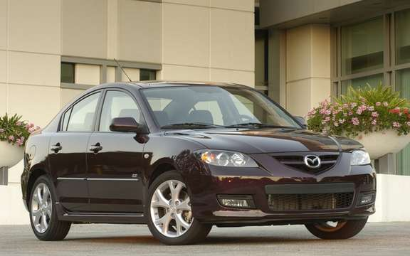 Mazda3 and Mazda5: Recall 320,000 models of years 2007-2009