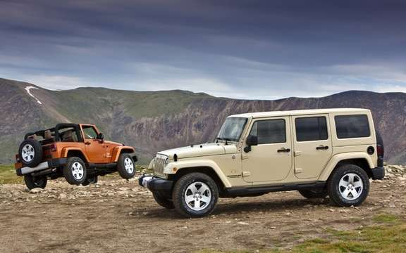 Jeep Wrangler / Wrangler Unlimited 2011: Changes Interior picture #3