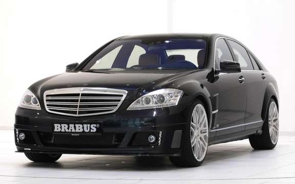 Brabus SV12 R Biturbo 800: The name says it all