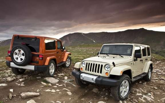 Jeep Wrangler / Wrangler Unlimited 2011: Changes Interior picture #5