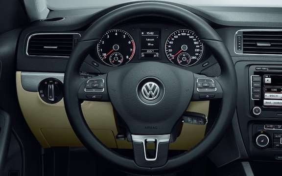 2011 Volkswagen Jetta: Available on European markets picture #4