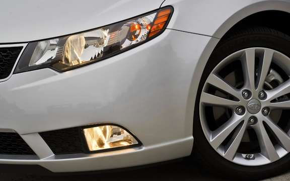 Kia Forte5 2011: A version hatchback very expected picture #3