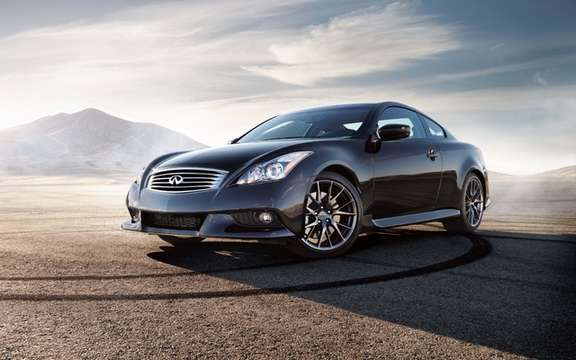 Infiniti IPL G: Concours d'elegance and power